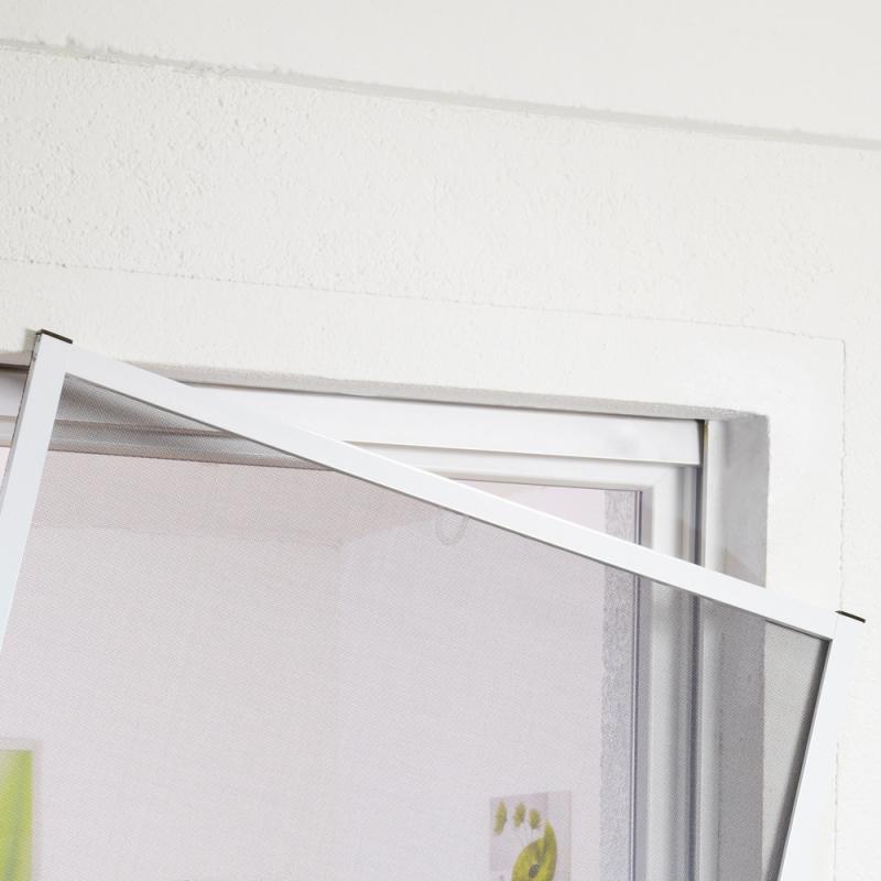 fliegengitter insektenschutz fenster bausatz spezial. Black Bedroom Furniture Sets. Home Design Ideas